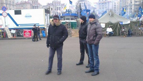 Бордель Захарченко. Совковые приемы милиции