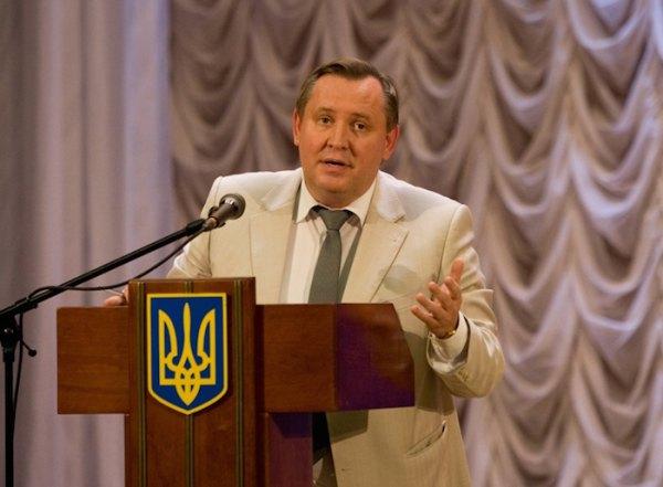На Луганщине новый губернатор