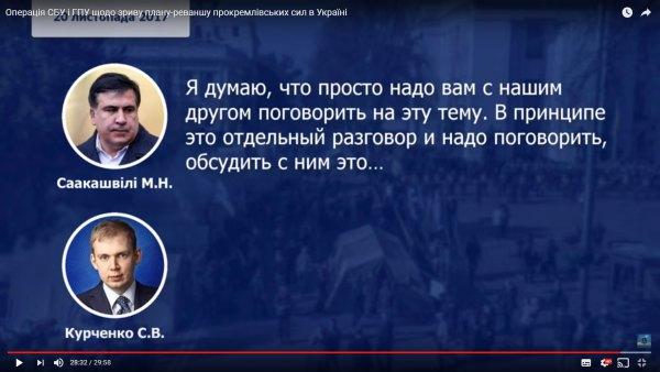 Перша експертиза «записів Курченко-Саакашвілі»: є поєднання елементів різних розмов