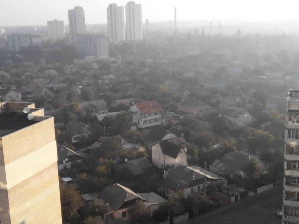 Київ, приватні будинки в районі ДВРЗ